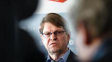 Neuaufbau nach Wahldesaster: Stegner rät SPD zu Linkskurs
