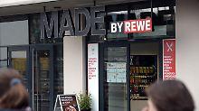 Obstbauer Edeka, Bäcker Rewe: Handelsketten verkaufen mehr Eigenprodukte
