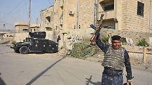 Der Tag: Die IS-Miliz steht im Irak vor endgültiger Niederlage