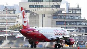 Bittere Nachricht für Air-Berlin-Mitarbeiter: Verhandlungen über Transfergesellschaft gescheitert
