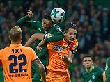 Heidenheim spektakelt im Pokal: Bremen schockt Hoffenheim, Freiburg fightet