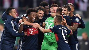 """Nico Holter zum Pokal-Thriller: """"Bayern haben ein grandioses Elfmeterschießen hingelegt"""""""