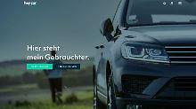 """Neue Online-Börse für Autos: VW schiebt """"Heycar"""" an den Start"""