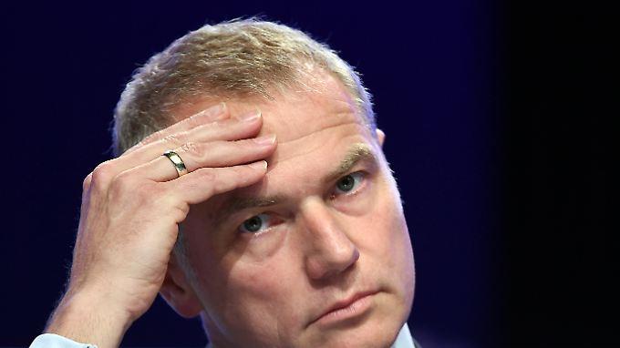 Ermittlungen wegen Insiderhandel: Deutsche-Börse-Chef Kengeter tritt zurück