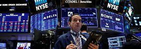 Teurer Börsencrash: Panik und Euphorie kosten eine Billion