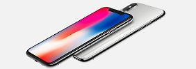 Mega-Ansturm bei Vorbestellungen: Wer ein iPhone X will, braucht Geduld