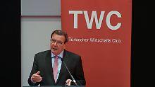 Der Tag: Steudtner-Urteil: Türkei dementiert Einfluss von Schröder