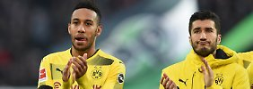 Dortmunder Krise oder nicht?: Herbe Hannover-Pleite entzweit den BVB