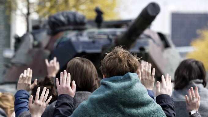 Die Türkei-Geschäfte haben Rheinmetall scharfe Kritik und Proteste von Menschenrechtlern eingebracht.
