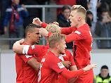 2. Liga im Überblick: Nürnberg patzt komplett, Union ein wenig