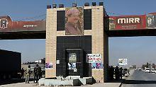 Gebiete an Bagdad verloren: Präsident von Irakisch-Kurdistan tritt zurück