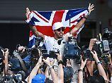 Weltmeister: Lewis Hamilton.