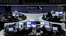 Der Börsen-Tag: Dax taucht in Bilanzwelle ab - Commerzbank obenauf