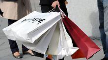Solides Umsatzplus: Einzelhandel profitiert von Konsumfreude