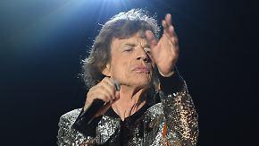 Promi-News des Tages: Mick Jagger angelt sich 22-Jährige