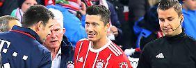 Suche nach Lewandowski-Backup: FC Bayern ruft den Sturm-Notstand aus