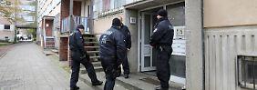 Festnahme in Schwerin: Syrer soll Sprengstoffanschlag geplant haben