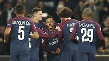 Verrückte Champions League: Paris ballert, Chelsea patzt, Basel überrascht