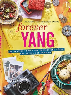 """""""Forever Yang"""" hat 272 Seiten und kostet 29,95 Euro."""