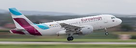 Schwere Vorwürfe: Anonymer Brief warnt Air-Berliner vor Eurowings