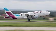 Notlandung in Hamburg: Airbus muss wegen Gestanks umdrehen