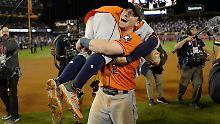 Der Sport-Tag: Baseball: Houston Astros triumphieren erstmals