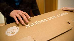 Mit Kochboxen voll im Trend: Hellofresh debütiert an der Börse