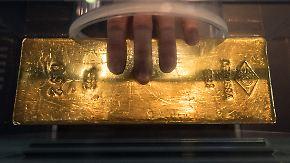 Trotzdem eine sichere Anlage?: Zinswende wird Goldpreis unter Druck setzen