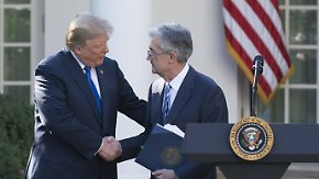 Zeichen der Kontinuität: Trump nominiert Powell zum neuen Fed-Chef