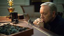 """Übergriffe bei """"House of Cards"""": Spacey war am Set """"auf der Jagd"""""""