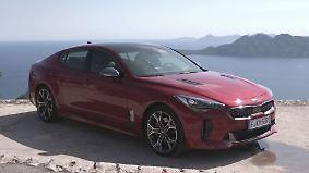 Sportlichster Koreaner aller Zeiten: Kia Stinger stellt automobiles Weltbild auf den Kopf