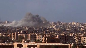 IS übt Rache in Deir Ezzor: Syrische Armee drängt Dschihadisten weiter zurück