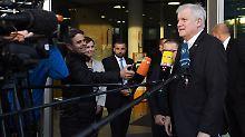 Parteichef in der Kritik: CSU-Nachwuchs rebelliert gegen Seehofer