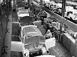 Know-how weiter gefragt: Trabant nutzt Ost-Wirtschaft noch immer