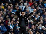 Chelsea schlägt United: City setzt Siegesserie fort