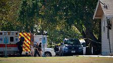 ... In der kleinen Gemeinde in Texas, rund 50 Kilometer von San Antonio entfernt, hat sich am Vormittag des 5. November ein Blutbad abgespielt.