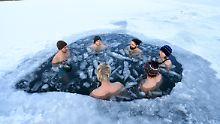 Frage & Antwort, Nr. 506: Stärkt kaltes Wasser das Immunsystem?