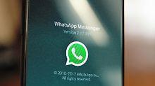 Mehr als 1 Million Downloads: Fiese Whatsapp-Fälschung kaum erkennbar