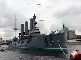 """Panzerkreuzer """"Aurora"""""""
