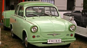 Der Trabant P50 oder auch Trabant 500 ist der erste Typ der Trabant-Modellreihe. Die Bezeichnung P50 bedeutet Personenkraftwagen mit 500 cm³ Hubraum.