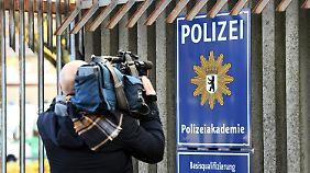 Neue Vorwürfe: Polizeianwärter soll Kontakt zu kriminellem Clan haben