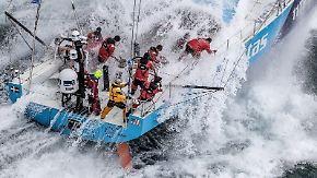 Hochleistungssport auf Hoher See: Volvo Ocean Race nimmt Kurs auf Kapstadt