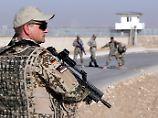 Künftig 16.000 Soldaten im Land: Nato stockt Afghanistan-Truppen auf