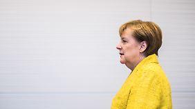 Grüne kompromissbereit: Merkel nennt Zeitplan für Jamaika-Sondierungen