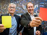 Krug weg, Diskussionen bleiben: DFB ringt ums Pilotprojekt Videobeweis