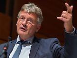 AfD-Chef nimmt Mandat an: Meuthen wechselt ins Europaparlament