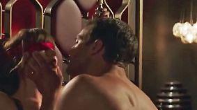 """Trailer zum finalen """"Fifty Shades""""-Teil: Es knistert und knallt bei Ehepaar Grey"""