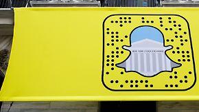 Nach miesem Quartalsergebnis: Snapchat soll für ältere Nutzer einfacher werden