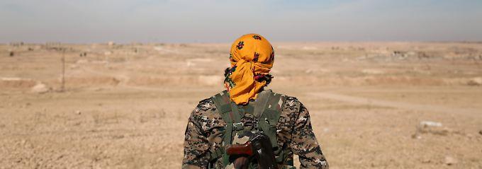 """Was wird aus """"Rojava""""?: """"Die syrischen Kurden müssen aufpassen"""""""