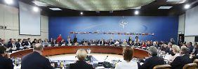 Hauptquartier in Deutschland?: Nato beschließt neue Kommandostruktur